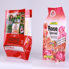 Printed Gusset Pouch for Fertilizer Packaging