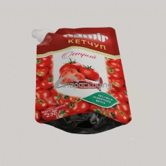 Spout Pouch Doypack for Tomato Sauce Packaging