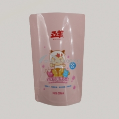 Stand Up Pouch For Baby Washing Liquid Packaging