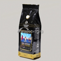 Stand up Coffe Bag, Plastic Coffee Bag with Valve