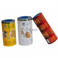Flexible Food Packaging Film For Chocolate Pouches