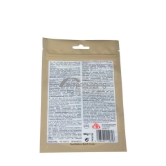 Pet Food Packaging Resealable Pouch with Window